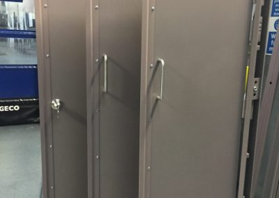 Security Steel Doors
